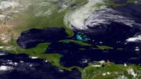 Evacuation of US island ordered as storm moves in