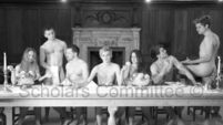 King Joffrey strips off for charity calendar