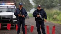 Mexican drug gang leader detained