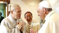 All Koreans are brothers and sisters, says Pope