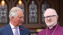 Archbishop Michael Jackson pays tribute to Dr Richard Clarke as he announces retirement