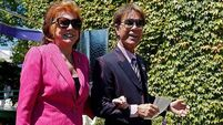 Cilla stands up for Cliff Richard