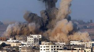 Ten killed in Gaza strike near UN school