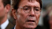 Detectives interview Cliff Richard