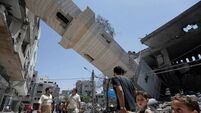 Gaza's 'status quo' not an option, EU claims
