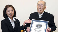 Japanese man, 111, named as world's oldest