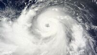 Japanese islands lashed by Typhoon Neoguri