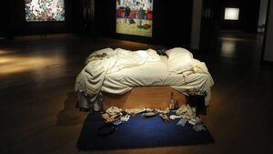 Tracey Emin's 'My Bed' sells for over €3m