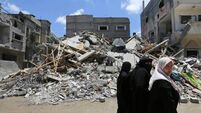 Attacks resume as Gaza truce ends