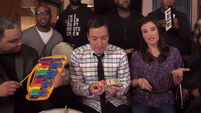 The Oscar's best original song - performed on toy instruments