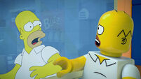 The Lego Simpsons trailer is here, and it's a snap