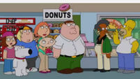 VIDEO: The Simpsons/Family Guy crossover teaser is here