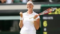 Kvitova earns another Wimbledon title shot
