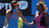 Ivanovic: I broke the spell against Serena