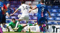 Own goal condemns Celtic to first defeat in Inverness for three years