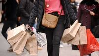 Adverse weather affects retail sales footfall
