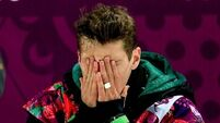 So close and yet so far for O'Connor in Sochi