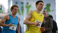 English leads five-strong Irish team for World Indoors