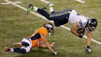 Seahawks ease to Super Bowl title