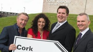 Flatley launches Connect Ireland initiative at Cork Airport