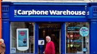Carphone Warehouse upbeat ahead of merger
