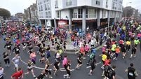 Thousands gather for Great Limerick Run