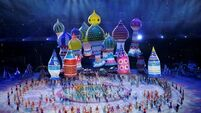 Sochi Games officially open