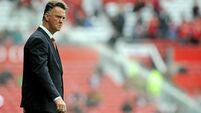 Van Gaal rings the changes for MK Dons game