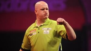 Van Gerwen takes world title