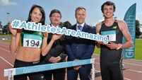GloHealth announce Athletics Ireland sponsorship