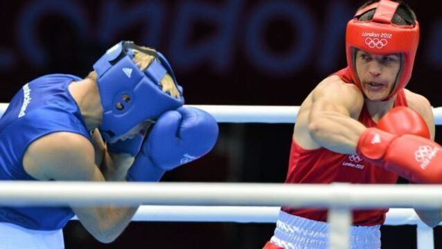 Three Irish boxers assured of medals at Euro Championships