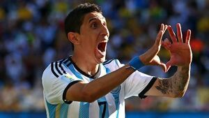 United to seal record di Maria deal