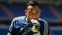 Real's latest signing Navas is the really annoying new guy