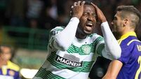 Celtic dumped out of the Champions League