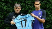 City's Rodwell sighted at Sunderland