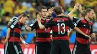 Klose quits international scene