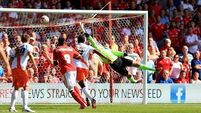 Hendrick leads late Ram raid as Boro and Forest record opening wins