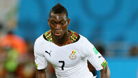 Atsu joins Everton on loan