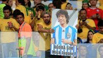 Mick Jagger: I'm not to blame for Brazil defeat