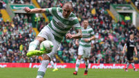 Celtic put six past Dundee