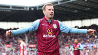 Weimann strike makes all the difference