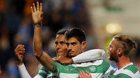 Celtic start strong with three-goal victory