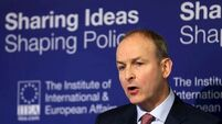 Micheál Martin slams FG's 'cynical' suggestion that Ireland cannot change Govt because of Brexit