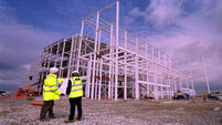 Construction sector under Celtic Tiger levels of pressure, report says