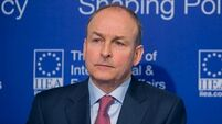 Micheál Martin suffers setback in stumbling RTÉ interview