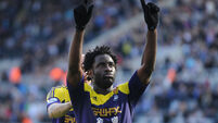Joy for Swansea; Cardiff denied win by controversial penalty; Palace win again