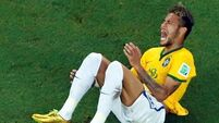 No disciplinary action over Neymar injury, FIFA announces