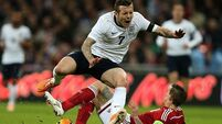 Sturridge gives England win in stale contest at Wembley