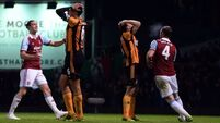 Comedy own goal hands Hammers victory