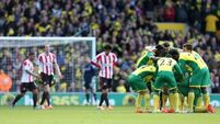 Canaries stay clear of drop zone with deserved win over Sunderland